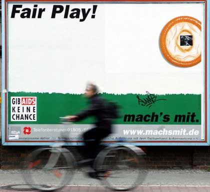 Aids-Aufklärung (in Berlin): Offenbar verkehren die Deutschen zu sorglos miteinander - sexuell übertragbare Krankheiten breiten sich aus