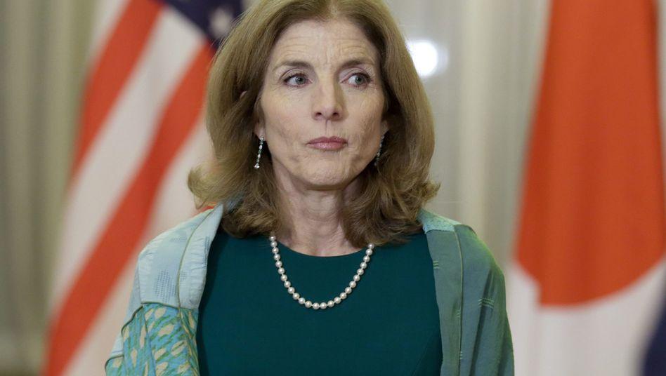 US-Botschafterin Kennedy: Erste Frau als Top-Diplomatin in Tokio