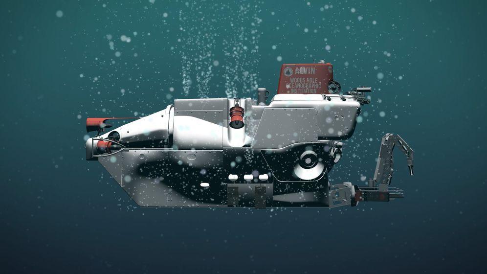 U-Boot »Alvin«