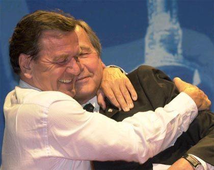 Seid umschlungen, Komeptenzen: Clement und Schröder