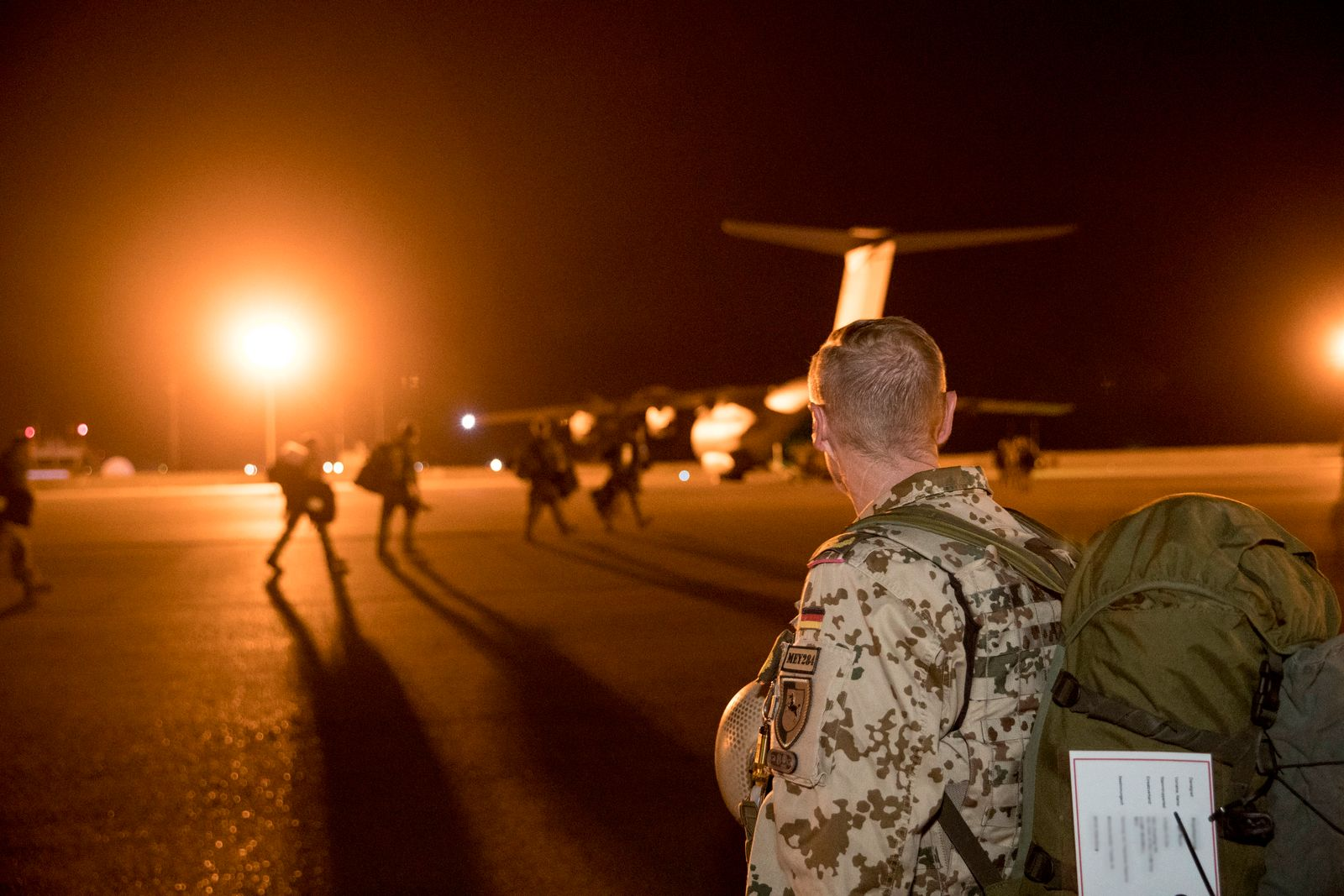 Afghanistan-Einsatz der Bundeswehr endet