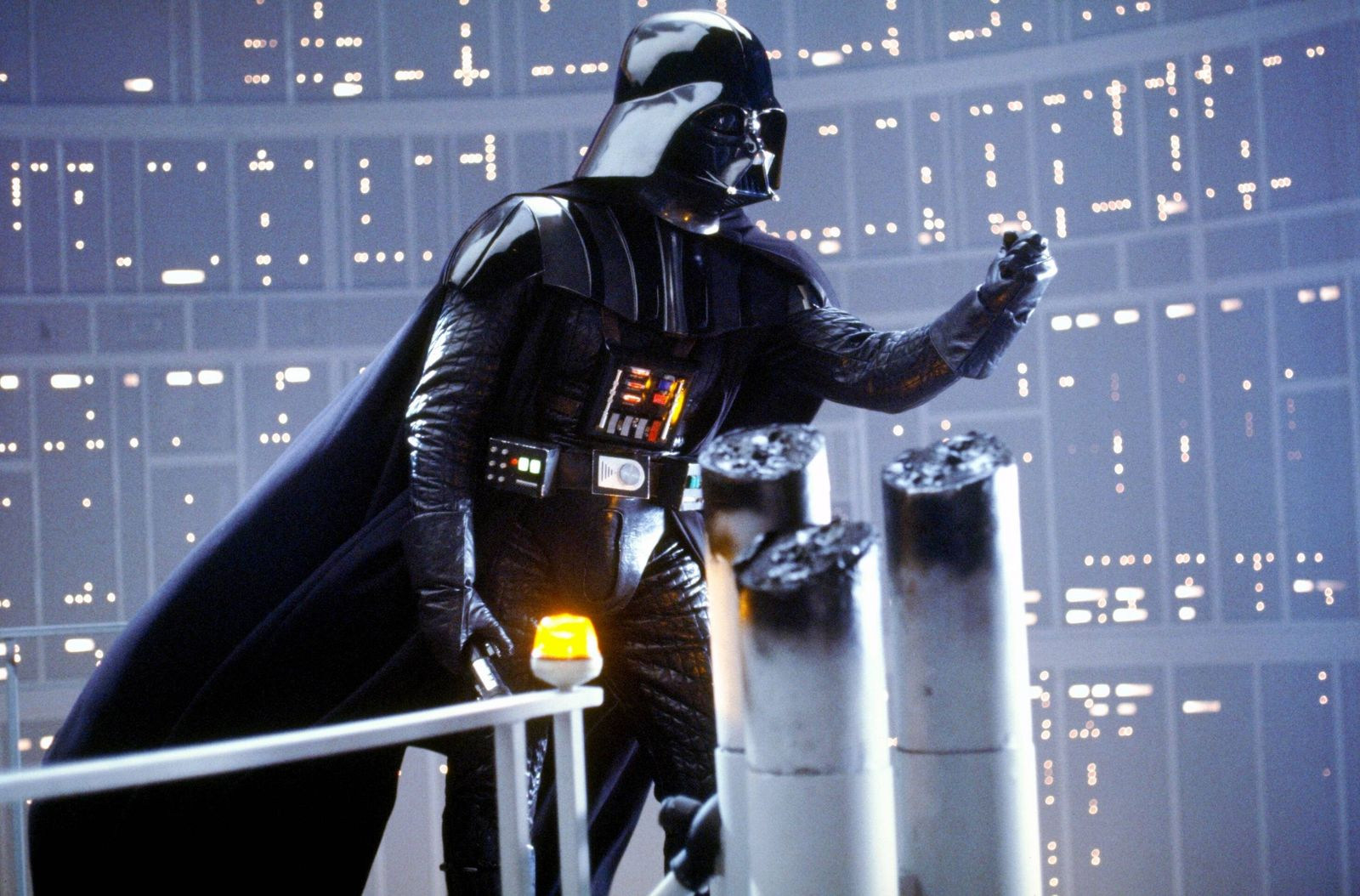 David Prowse Characters: Darth Vader Film: Star Wars: Episode V - The Empire Strikes Back (USA 1980) / Neuer Titel Auch: