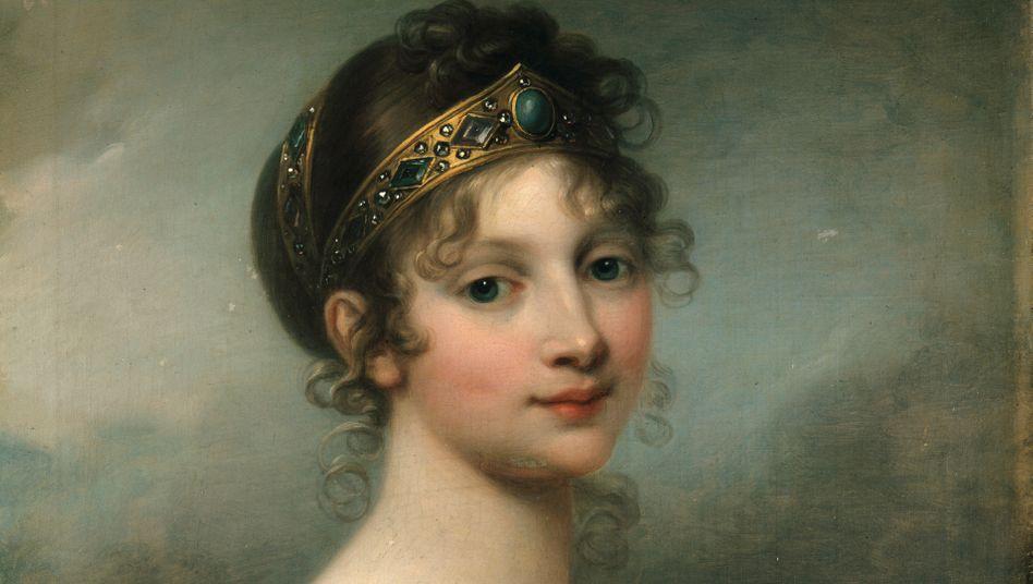 Sanfter Blick: Joseph Grassi porträtierte die 26-Jährige Luise von Preußen 1802. Die Bevölkerung verehrte die preußische Königin bereits zu Lebzeiten.