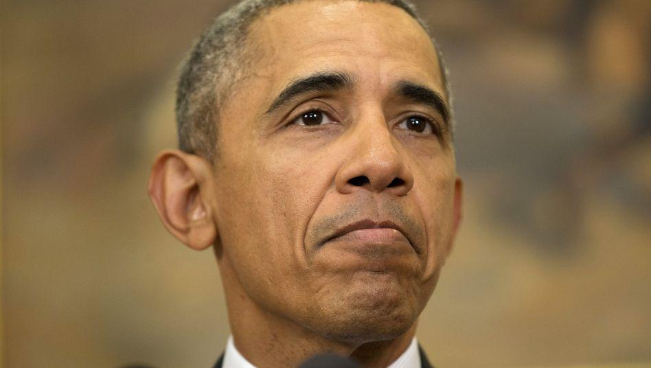 US-Militärgefängnis: Obama präsentiert neuen Plan zur Schließung Guantanamos
