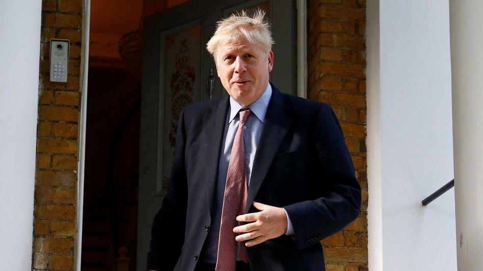Boris Johnson (Archiv)