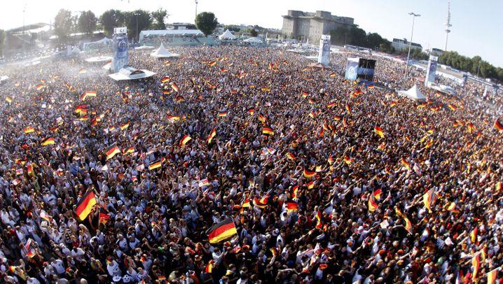 Schlaaaaand: Deutschland bejubelt das Achtelfinale