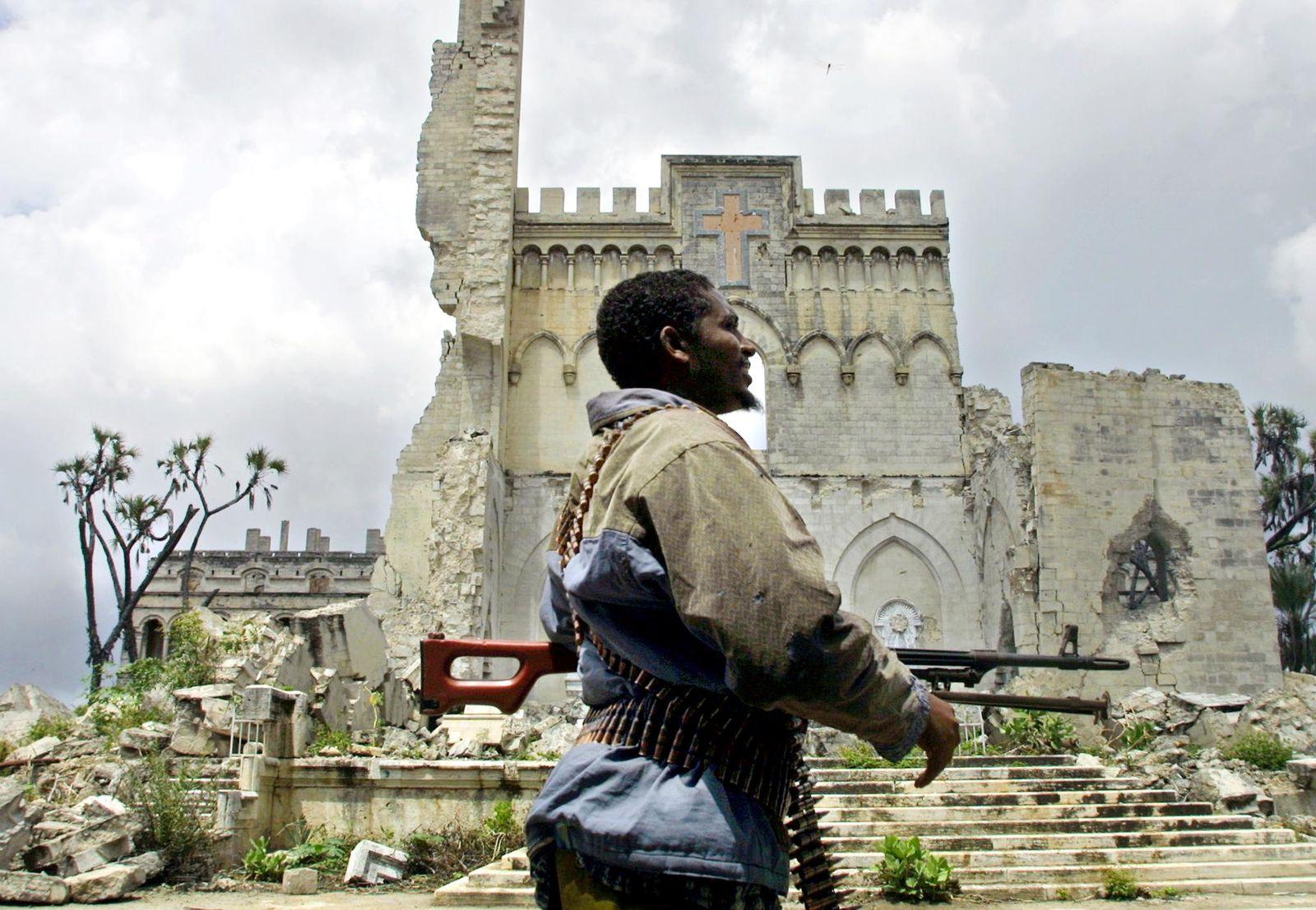 Bürgerkrieg / Somalia