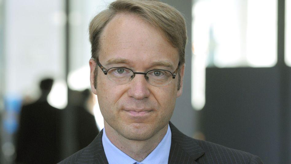 """Jens Weidmann: """"Farbloser Technokrat"""""""