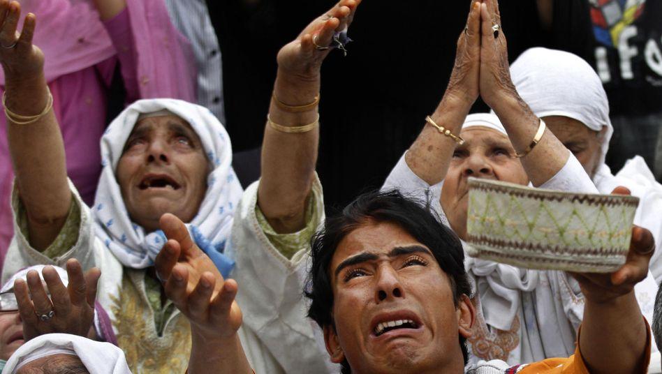 Muslime in Kaschmir: Für den Propheten ist kein Preis zu hoch