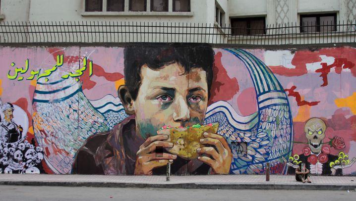 Graffitikunst in Ägypten: Die Revolution ist müde