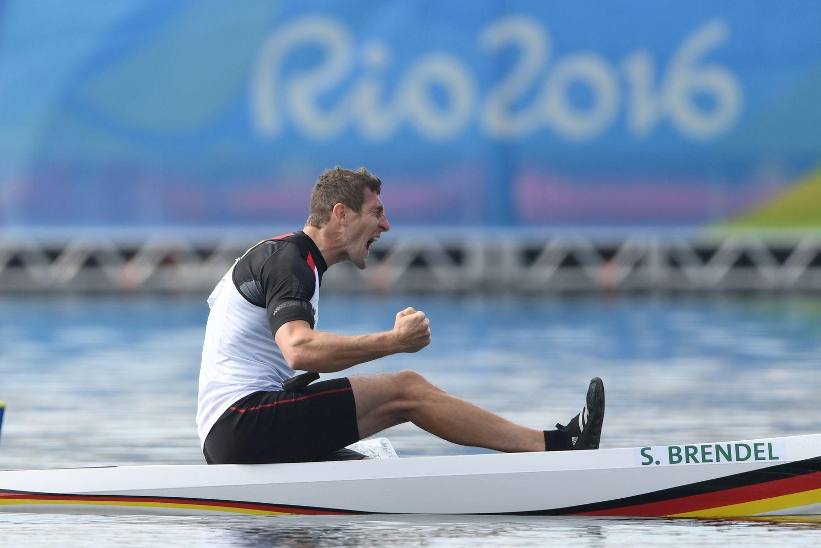 HIGHLIGHTS/ Olympia 2016 Rio de Janeiro/ Sebastian Brendel