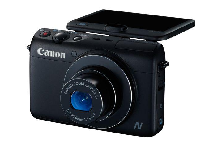 Canon Powershot N100: Im Mai für 369 Euro erhältlich