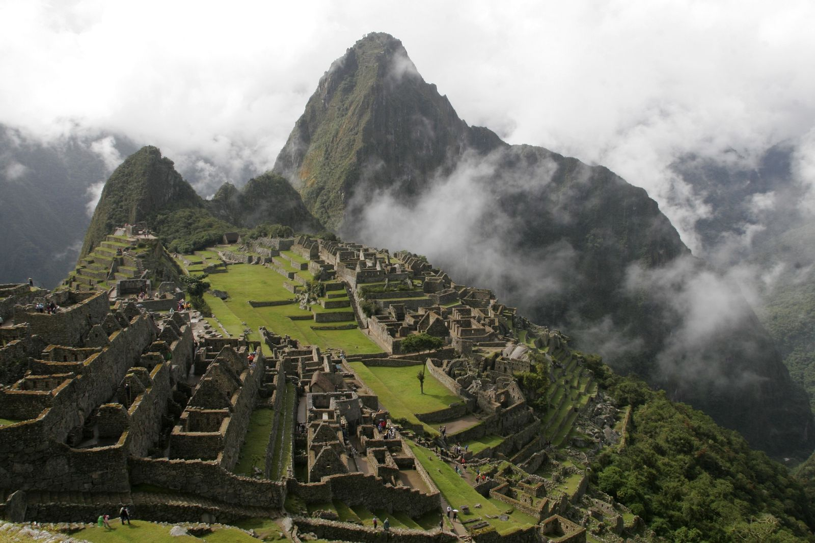 Sehenswürdigkeiten / Machu Picchu / Peru #10