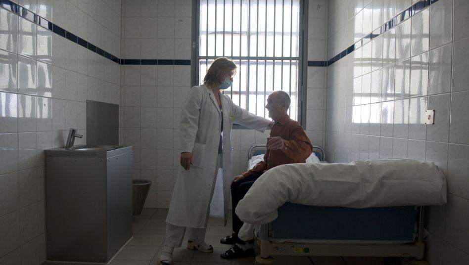 Parsberger Tuberkulose-Klinik: Viele Patienten stammen aus Osteuropa
