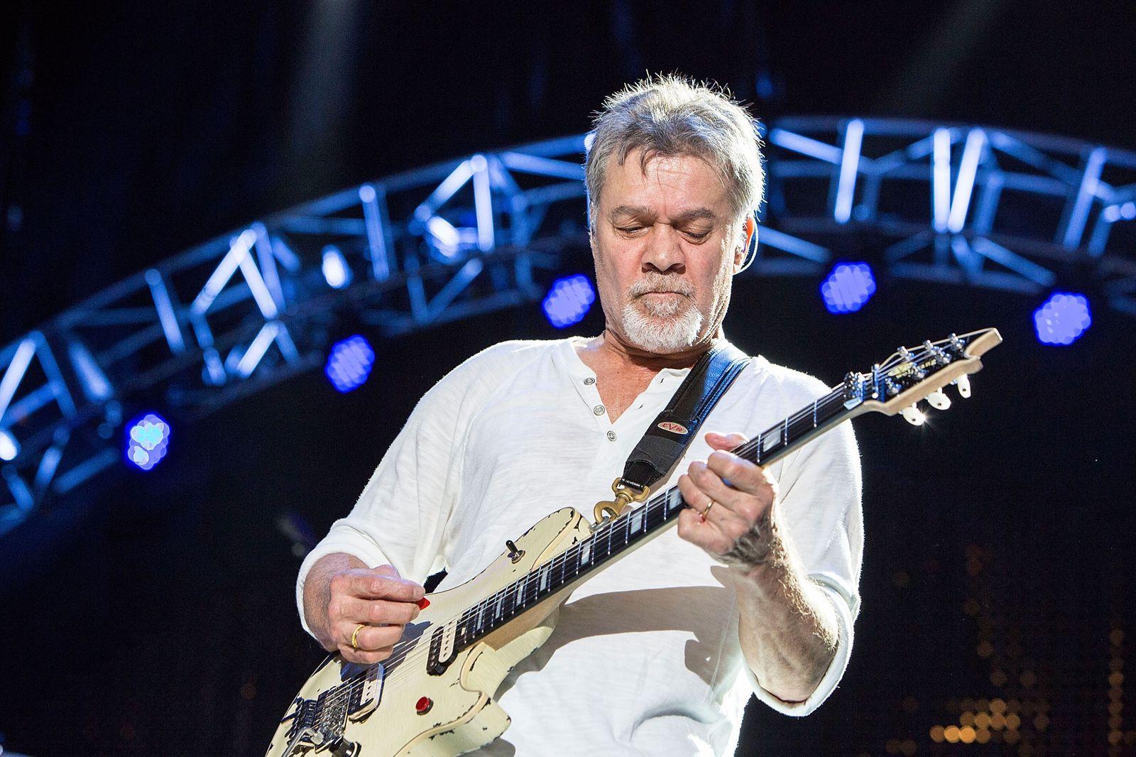 Van Halen In Concert - Chula Vista, CA