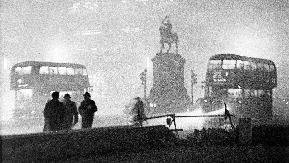 Smog in London: Gefährliche Luft