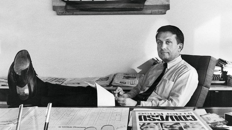 Chefredakteur Engel 1969: Brummige Zuneigung