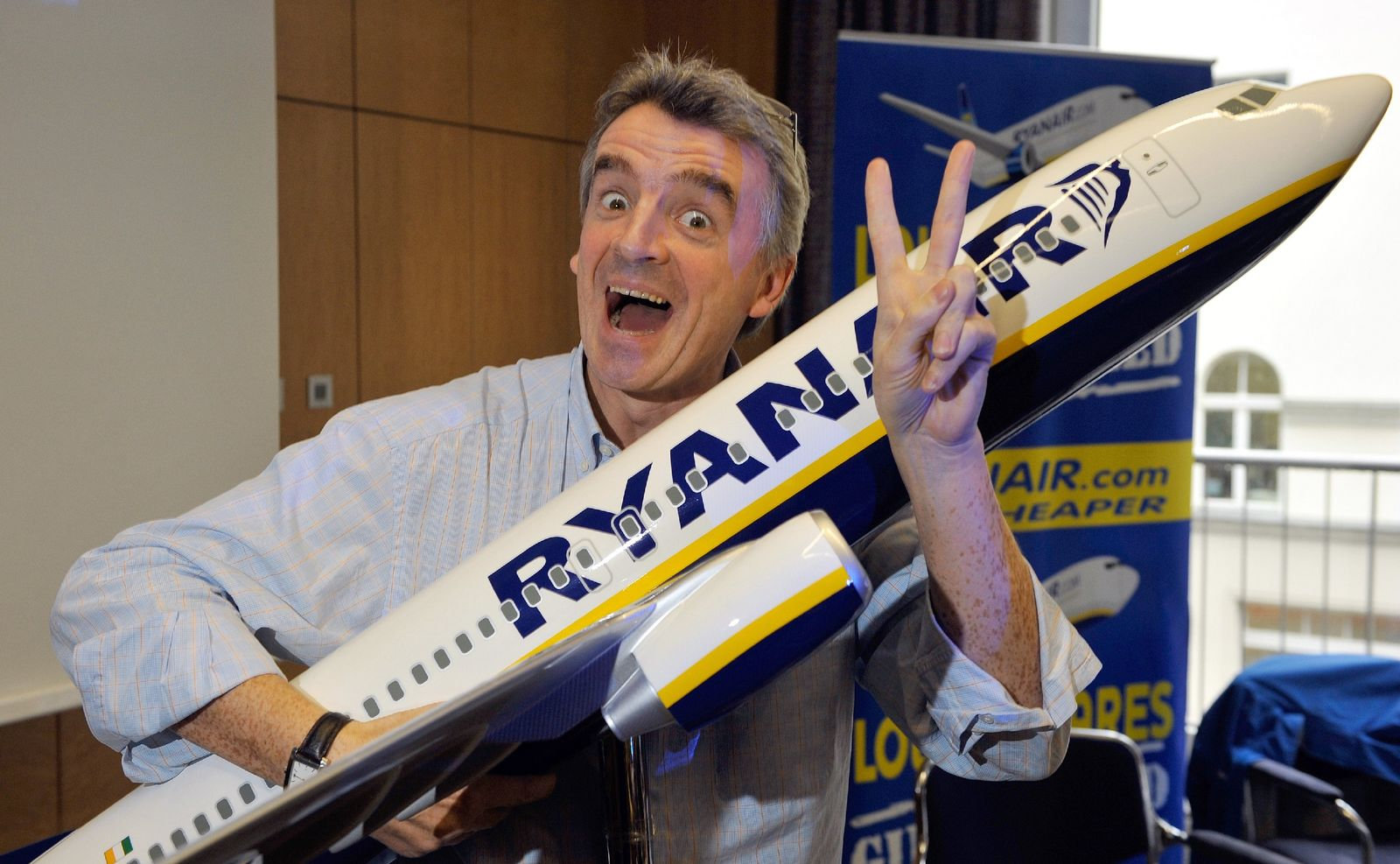 Michael o´Leary / Ryanair
