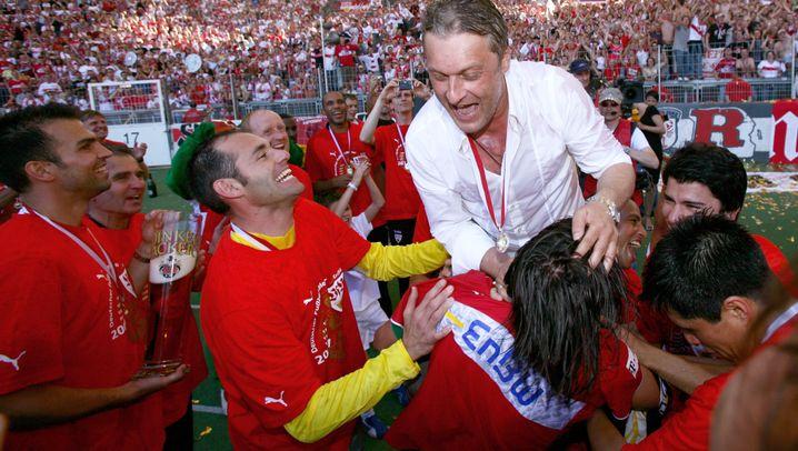 Trainer beim VfB: Die Erben Armin Vehs