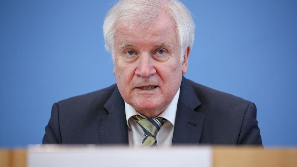 Innenminister Horst Seehofer: »Strikter Gegner einer Impfpflicht«
