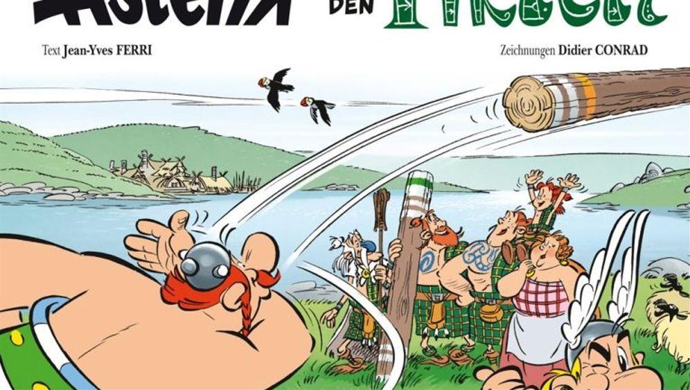 """Neuer """"Asterix""""-Band: Wer waren noch gleich die Pikten?"""