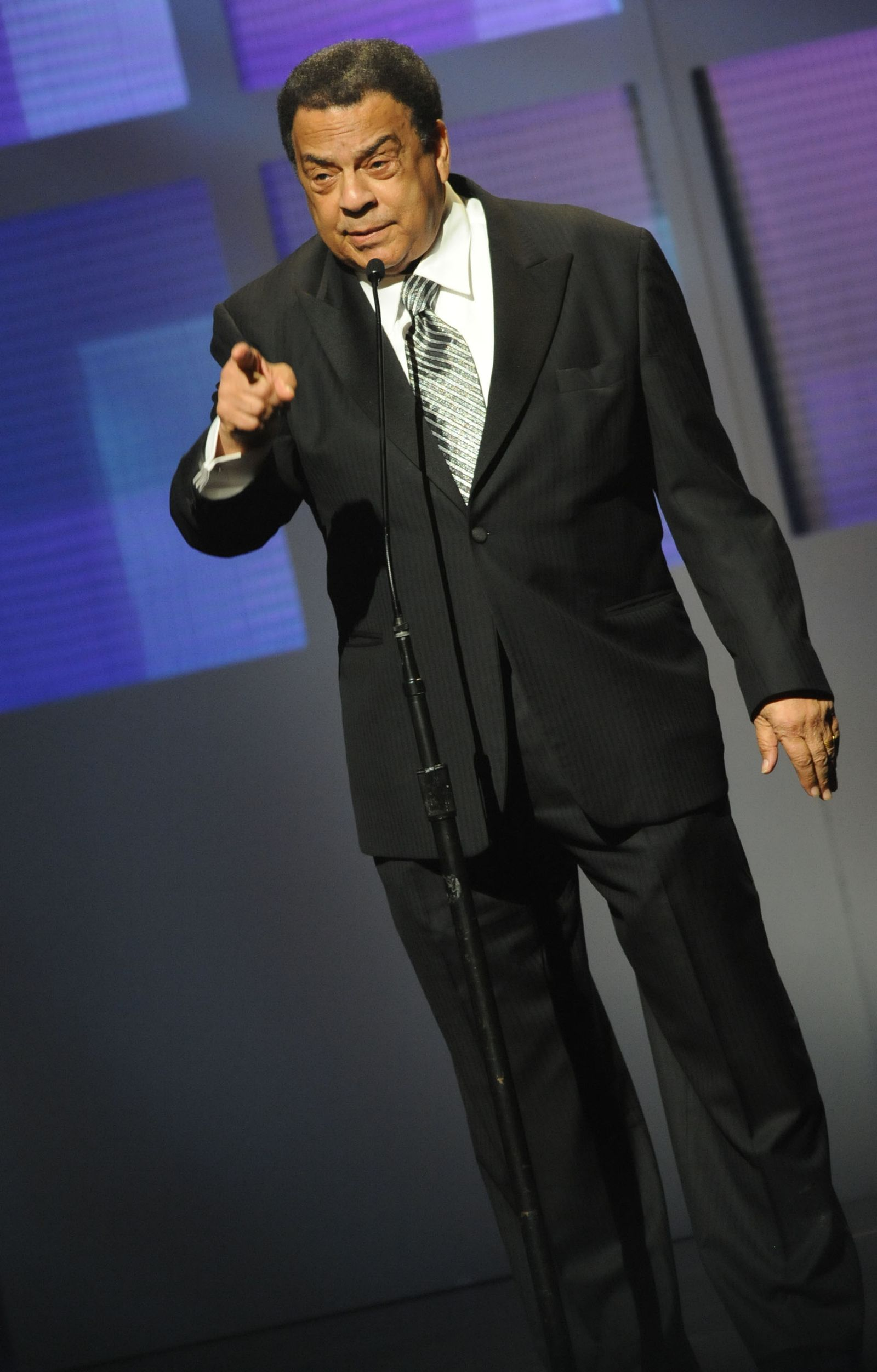 Andrew Young / Annual Trumpet Awards