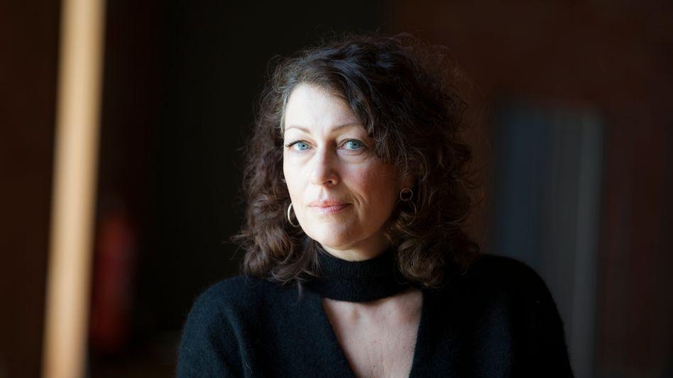 Schriftstellerin Elisabeth Åsbrink
