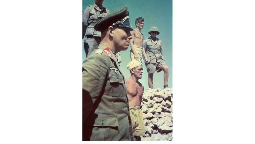 """Die Wehrmacht in Nordafrika: """"Ein fabelhafter Offizier"""""""