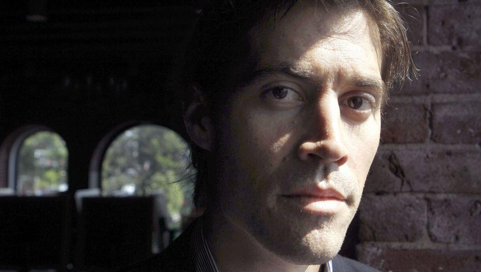 Journalist Foley: Er wurde in Nordsyrien verschleppt