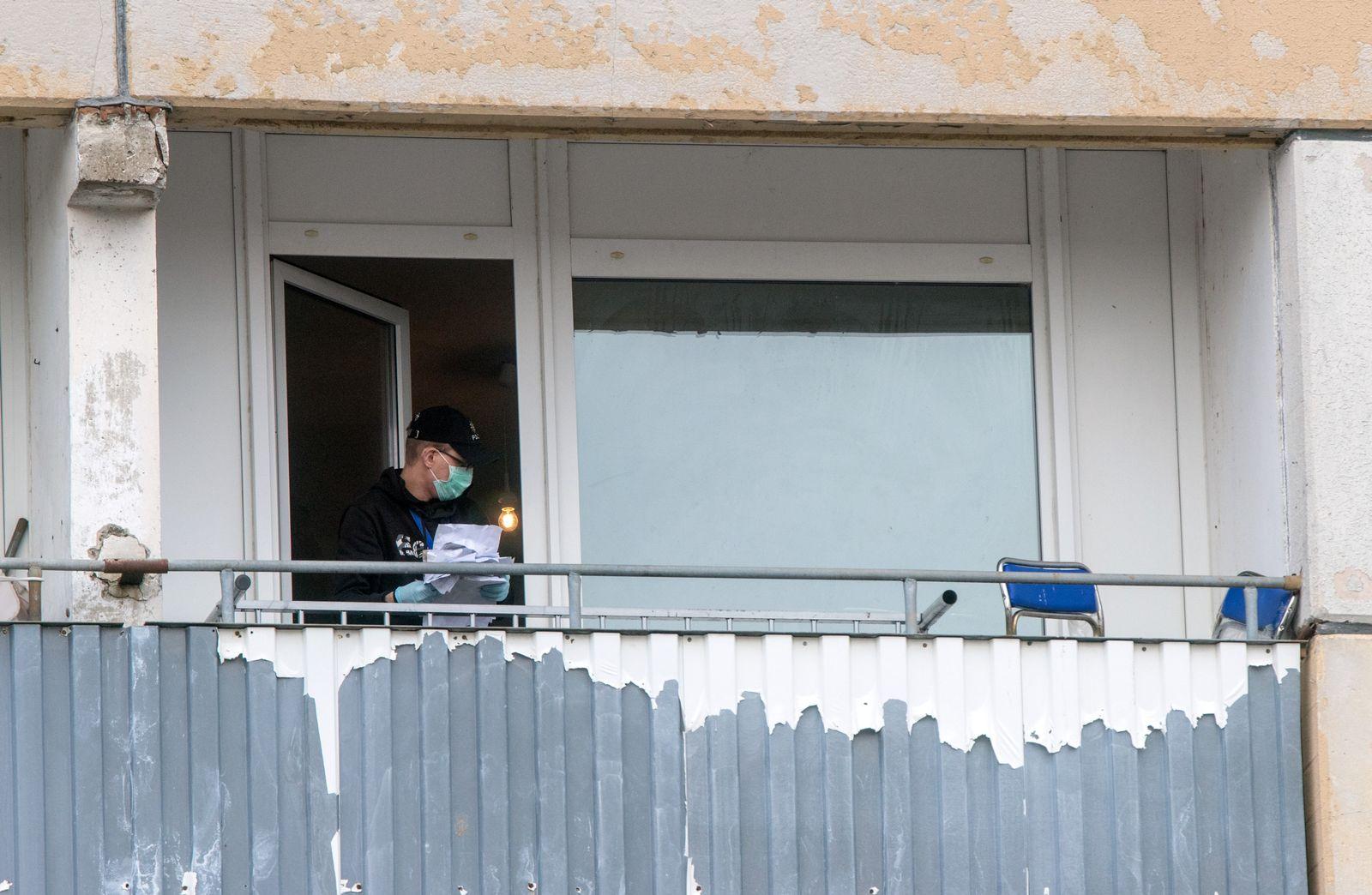 Syrer/ Schwerin/ Terrorverdacht