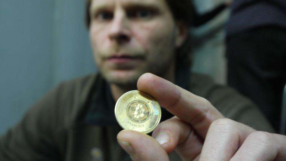 Internet-Währung: Ich bezahle meine Miete in Bitcoin