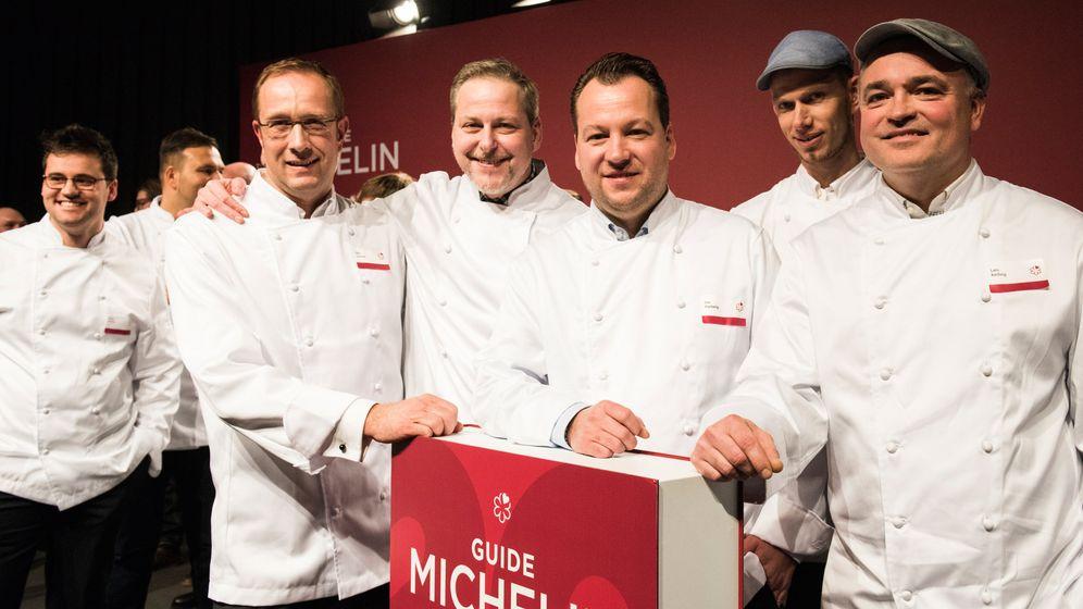 Michelin-Guide 2018: Deutschlands beste Köche