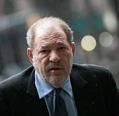 """Angeklagter Weinstein """"Die beste Antwort auf alles"""""""
