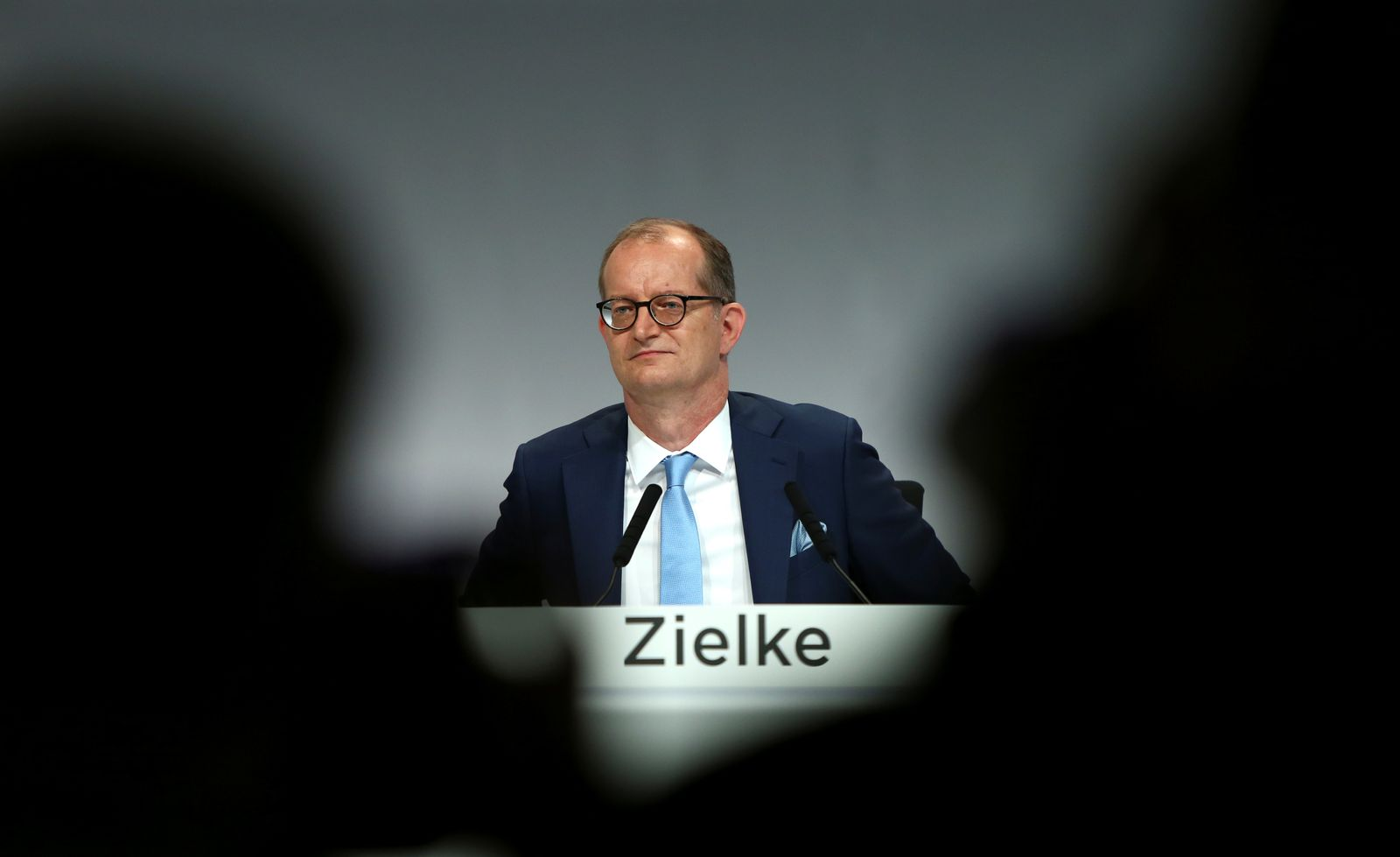 Commerzbank AG Martin Zielke