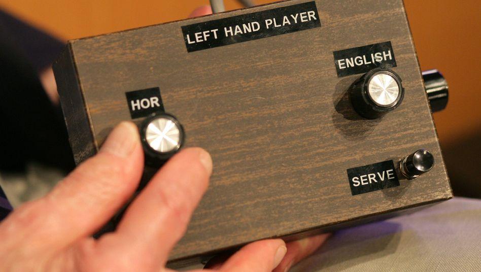 Spielkonsolen-Prototyp: Ralph Baer bastelte 1969 eine Videospielkonsole