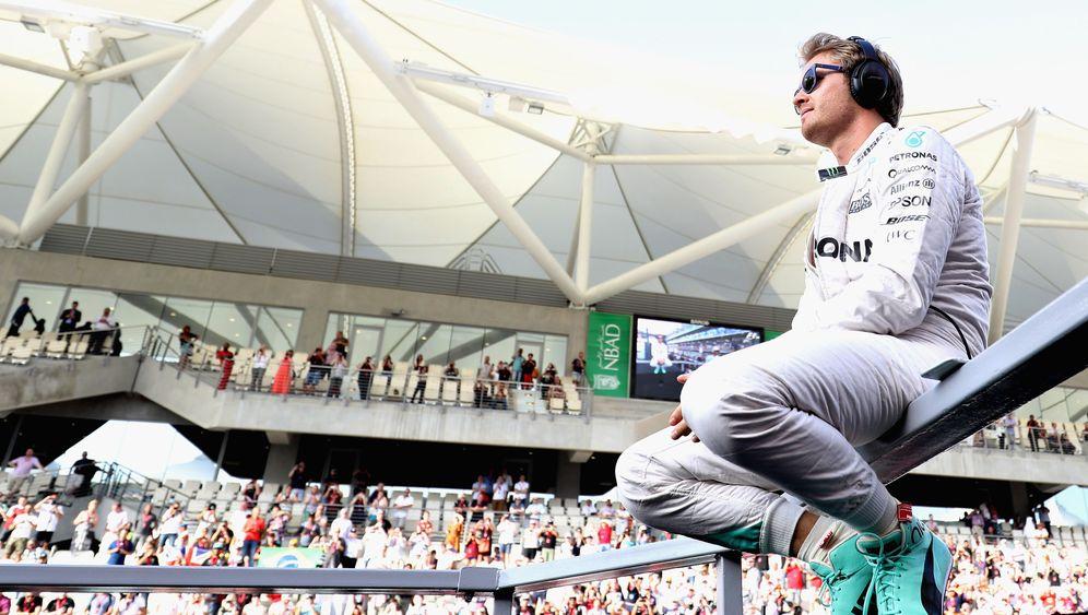 Nico Rosbergs Sieg in Abu Dhabi: Weltmeisterlich