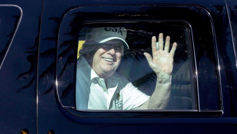 Twitter-Fan Donald Trump