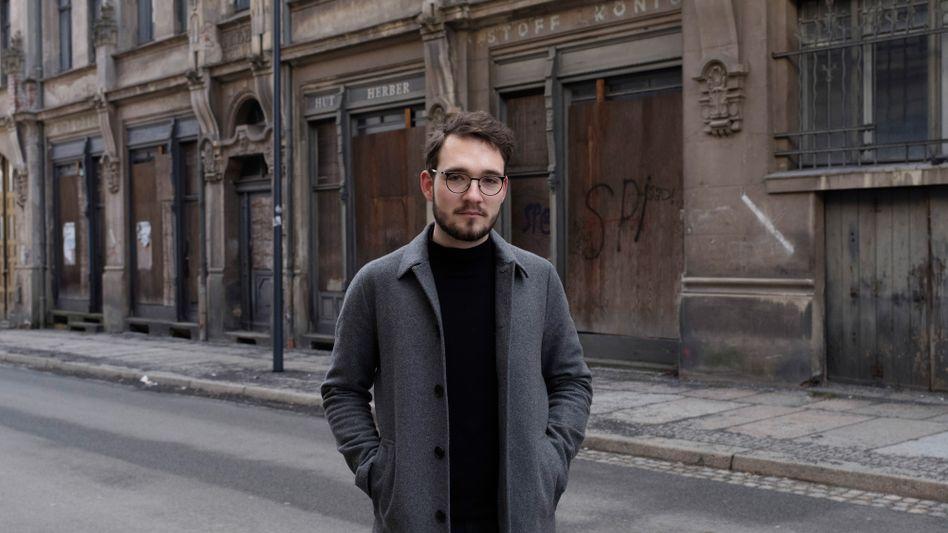 Lukas Rietzschel in Görlitz