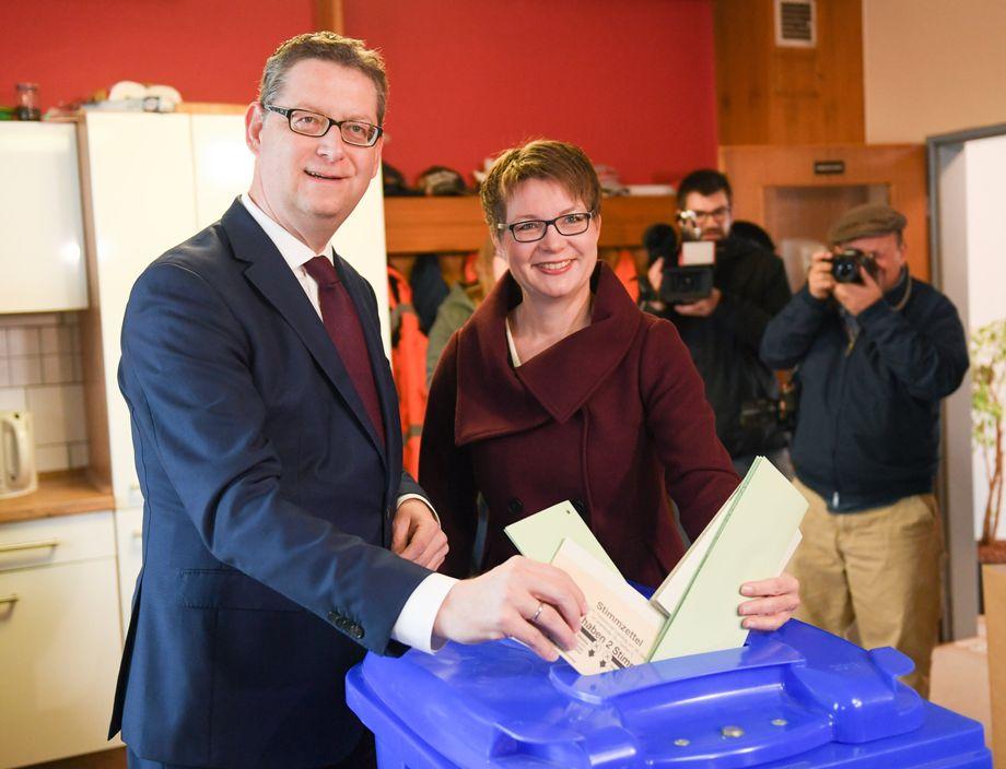 öffnungszeiten Wahllokale Hessen
