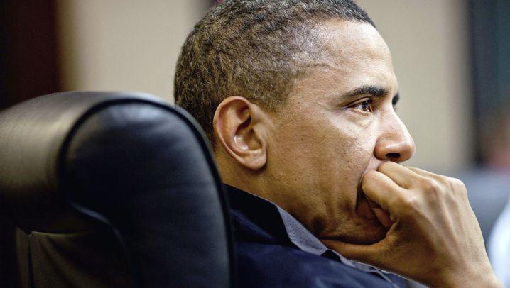 Foto-Analyse: Was Obamas Gesicht verrät