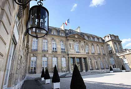 Elyseé-Palast: Angst vor Spionen