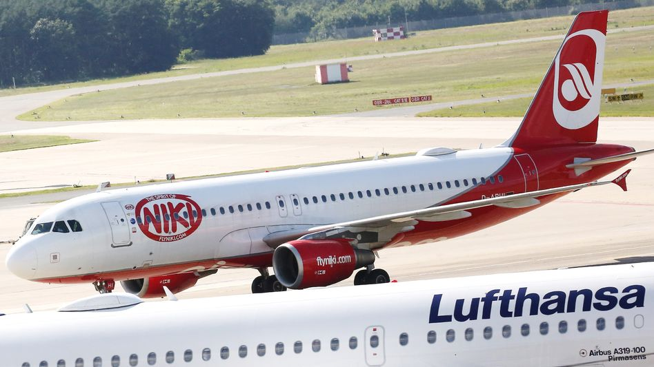 Air-Berlin-Tochter Niki