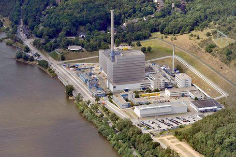 Das Kernkraftwerk Krümmel: Zwischenfall am 4. Juli