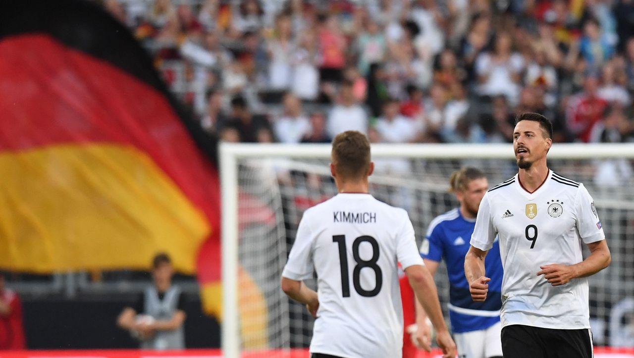 Deutschland Gegen San Marino