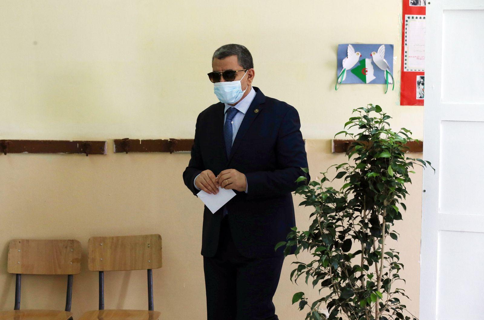 Algeria?s parliamentary elections