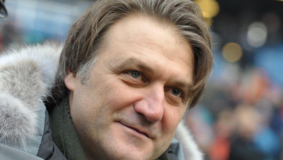 """Manager Beiersdorfer (Archiv): """"Besonderer und emotionaler Tag"""""""