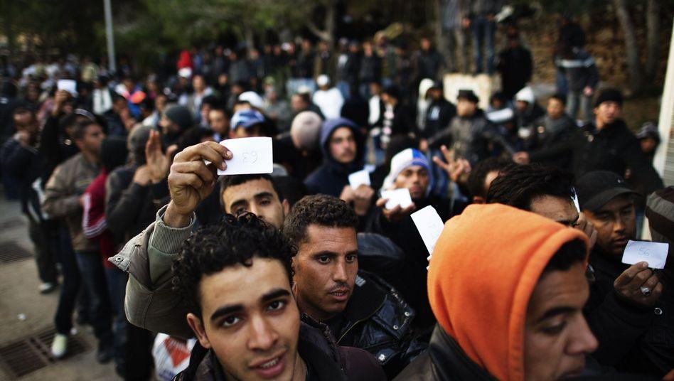 """Tunesier auf Lampedusa: """"Deutschland sollte anbieten, Flüchtlinge aufzunehmen"""""""