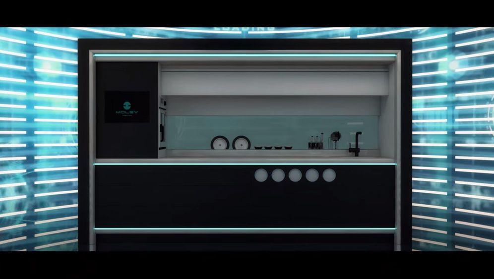 Technik für die Küche: Gestatten, RoboKoch