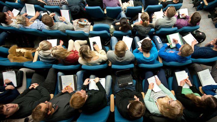 OECD-Bericht: Deutschlands Bildungssystem in Zahlen