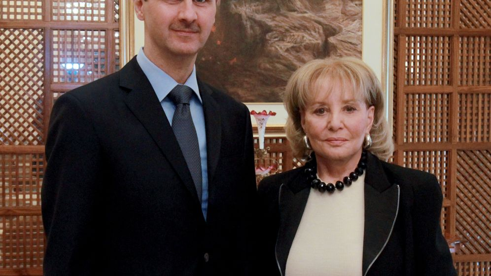 PR für Syriens Machthaber: Assad in Hochglanz